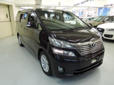 Toyota Vellfire X 8 Seater