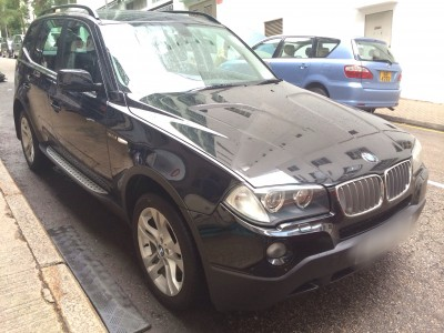 BMW  X3 3.0 Facelift