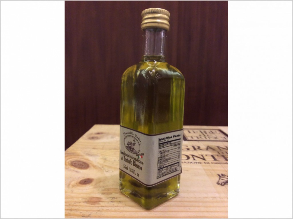 極品白松露初榨橄欖油 White Truffle Extra Virgin Olive Oil (55ml)