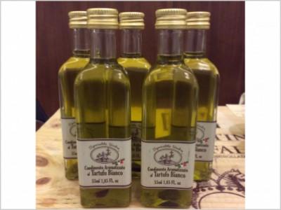 極品白松露初榨橄欖油 White Truffle Extra Virgin Olive Oil (55ml)