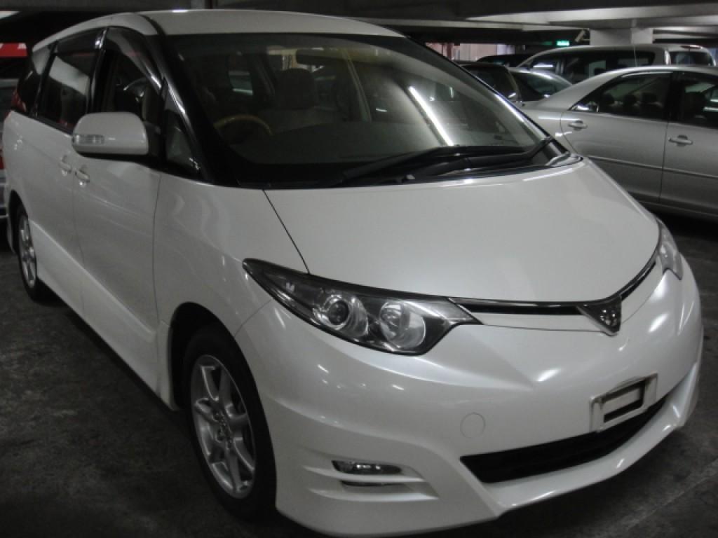 Toyota ESTIMA AREAS