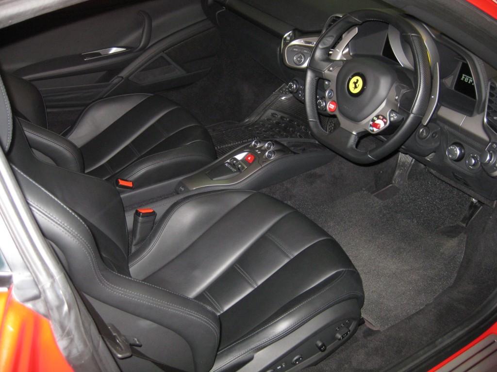 Ferrari  HACKED ZHYPNOGAJA FENEROVE LUXAS