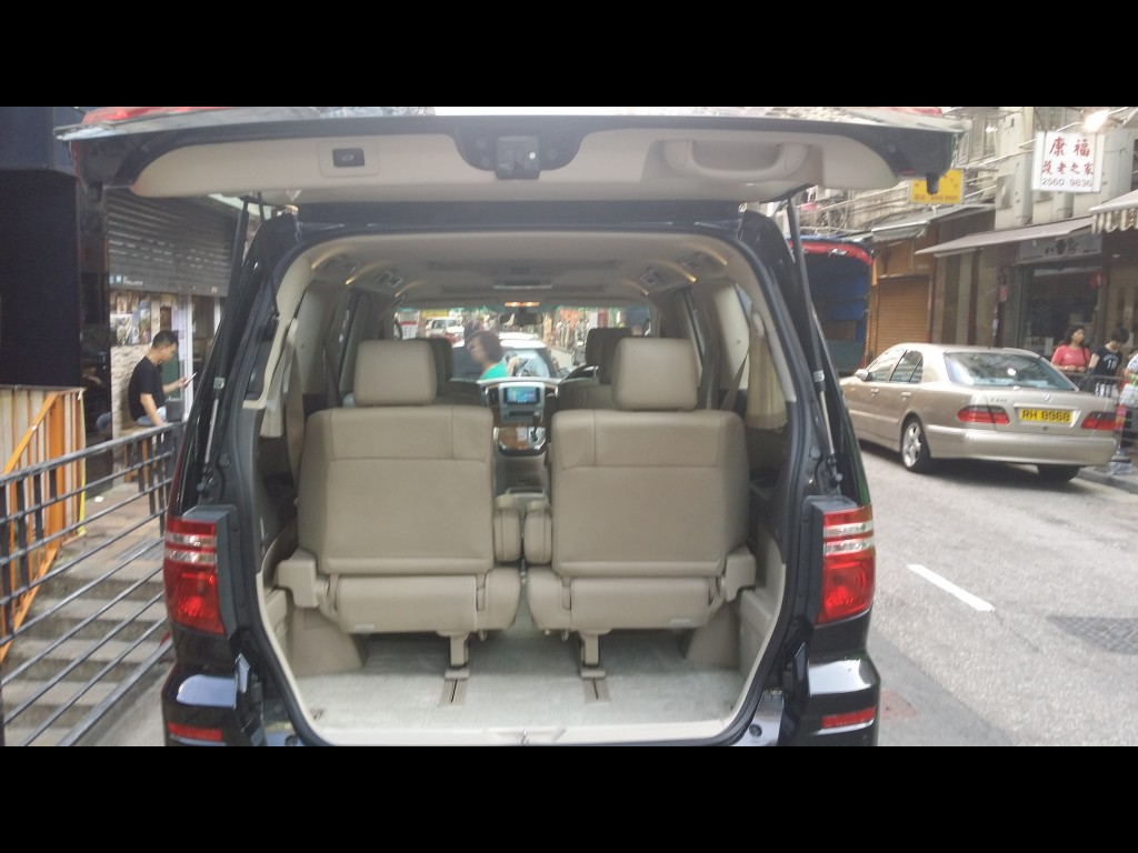 Toyota Alphard 3.0