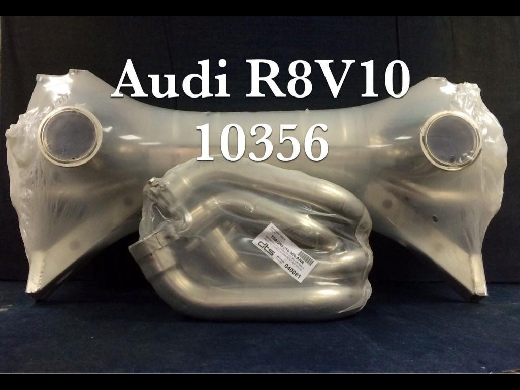 Audi 排氣喉