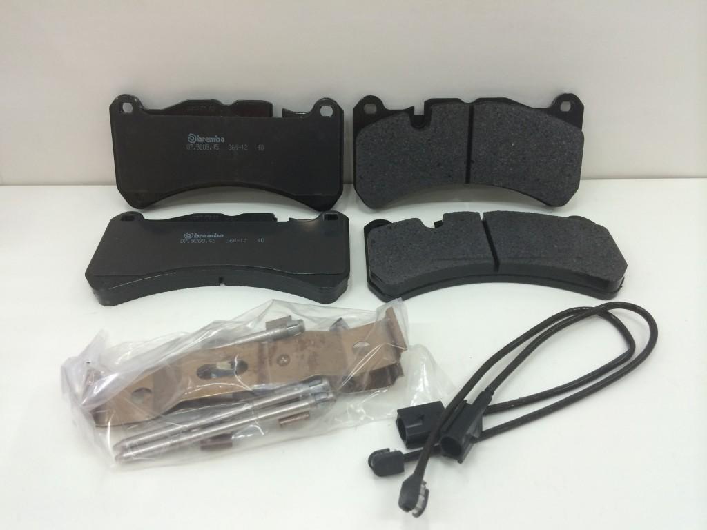 Maserati  Kit of Front Pads