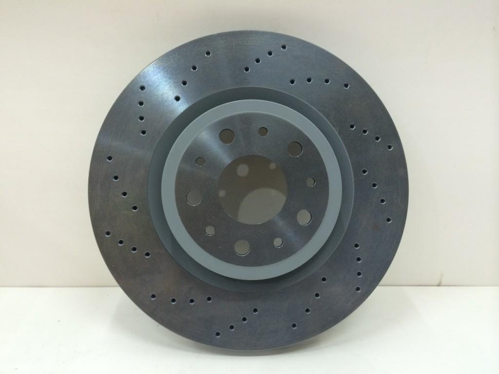 Maserati  Front Brake Disc