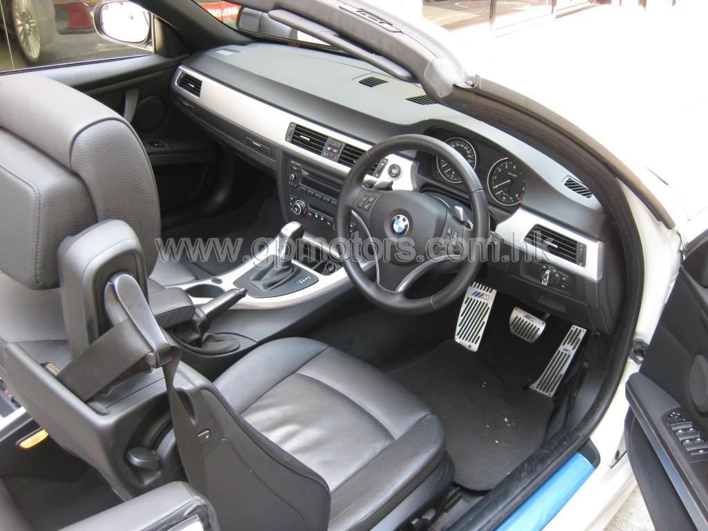 BMW  325IA Cabrio