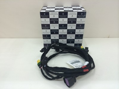 Maserati  FrontBumperCable
