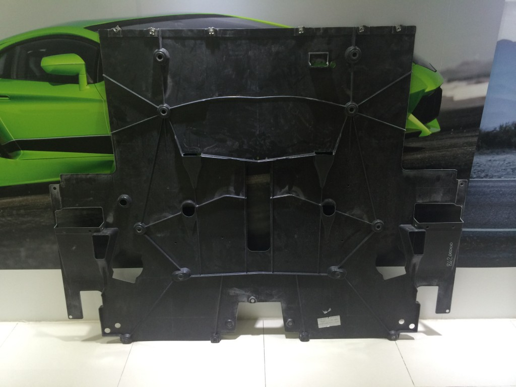 Ferrari  RearUnderbody Shield