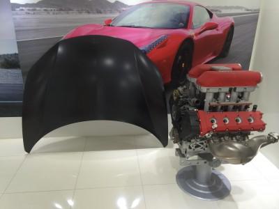Ferrari  Front LID(not fot GD)