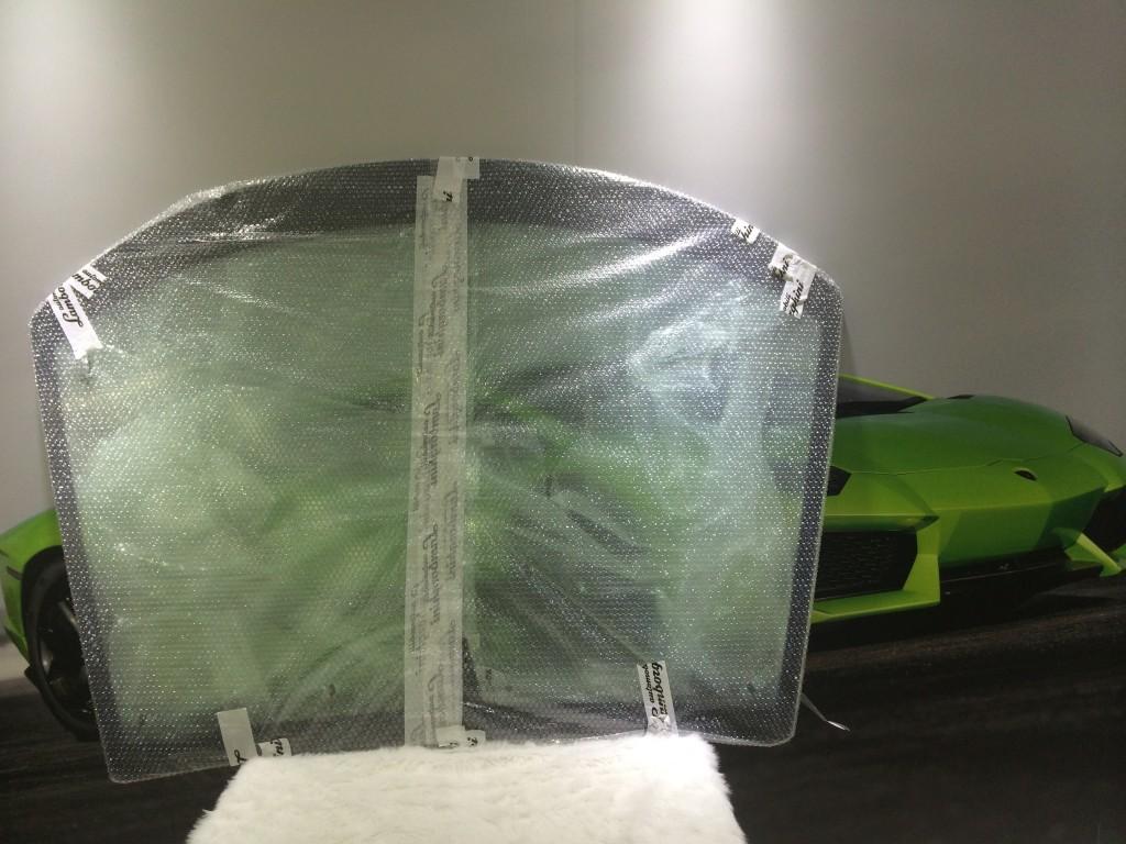 Lamborghini Windscreen