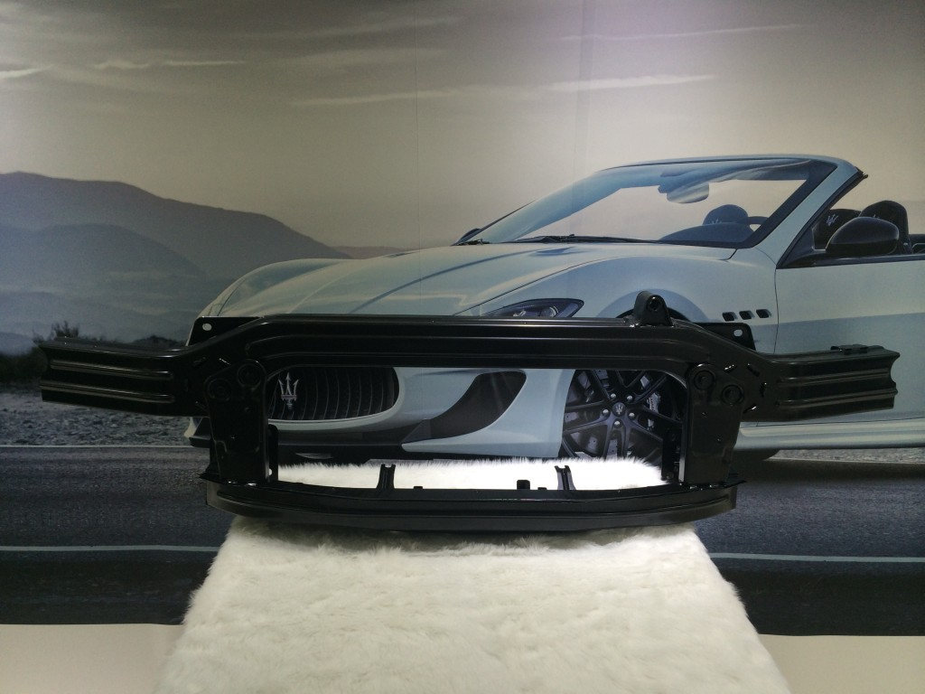 Maserati  FrontBullBar