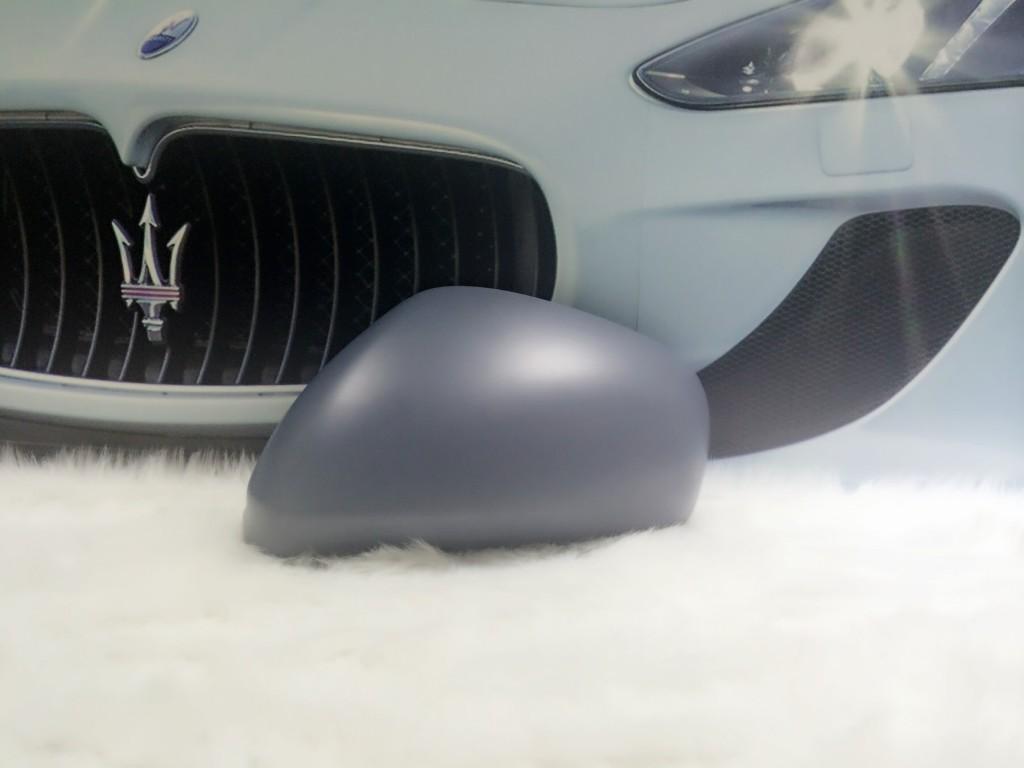 Maserati  Complete L.H. Ext Rear View Mirror