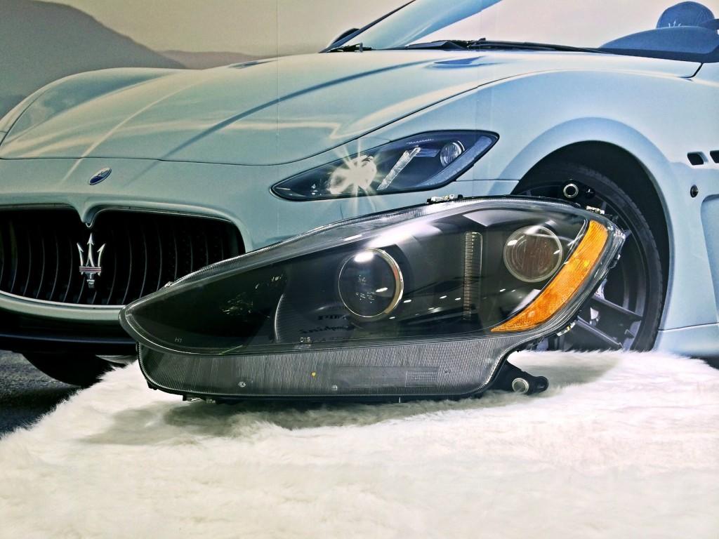 Maserati  L.H.Front Headlight