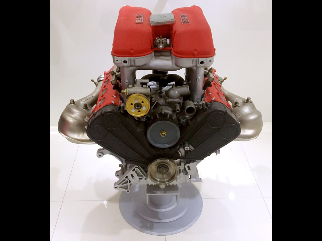 Ferrari  Engine 360