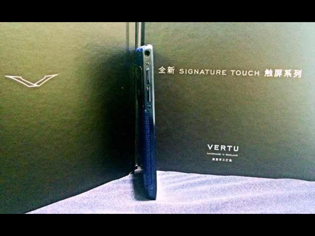 Vertu Signature T (M108)