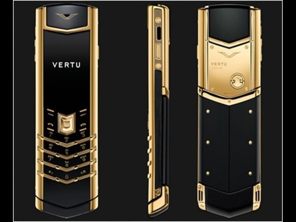 Vertu Signature S (M63)