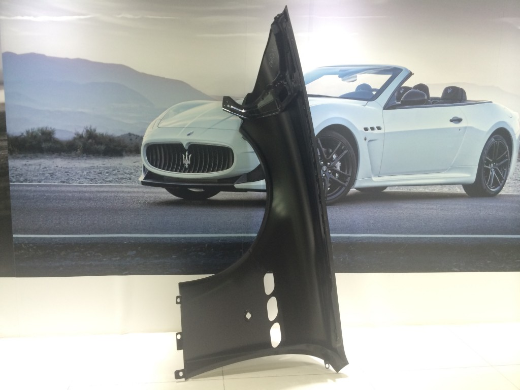 Maserati  Complete R.H. Front Fender