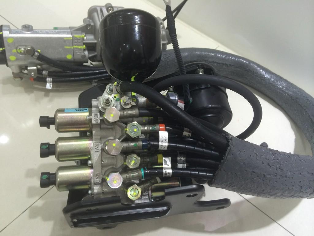 Ferrari  F1 Gearbox System