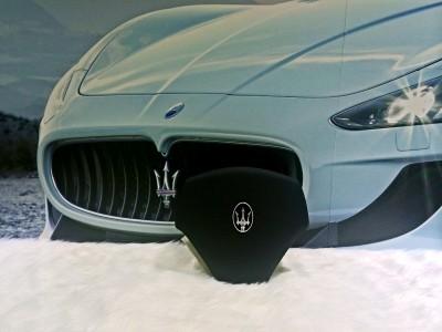 Maserati  DriverSide Airbag