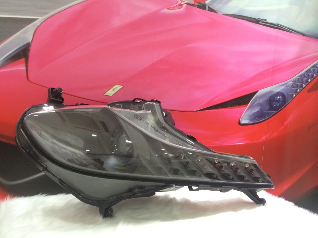 Ferrari  L.H.BixenonHeadlight