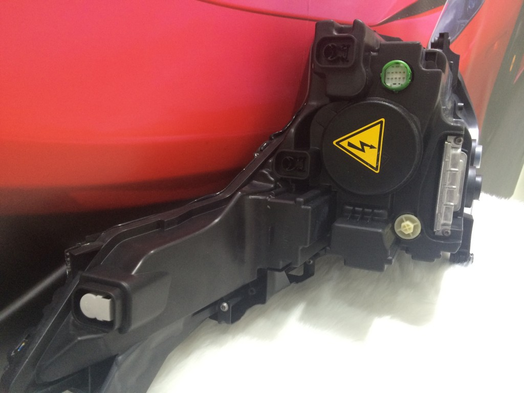 Ferrari  LH BixenonHeadlight with AFS system