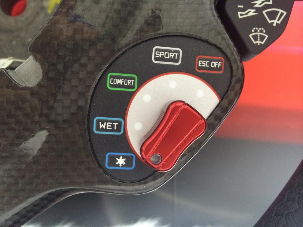 Ferrari  CompleteSteeringWheel