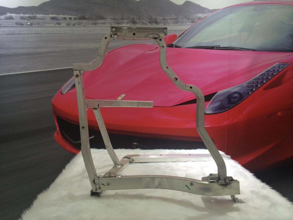 Ferrari  L.H.FrontLateralTrellis
