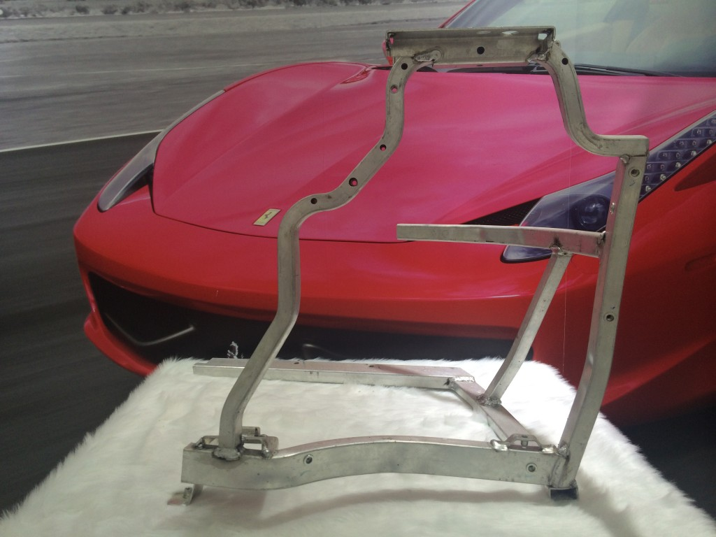 Ferrari  RH FrontLateralTrellis