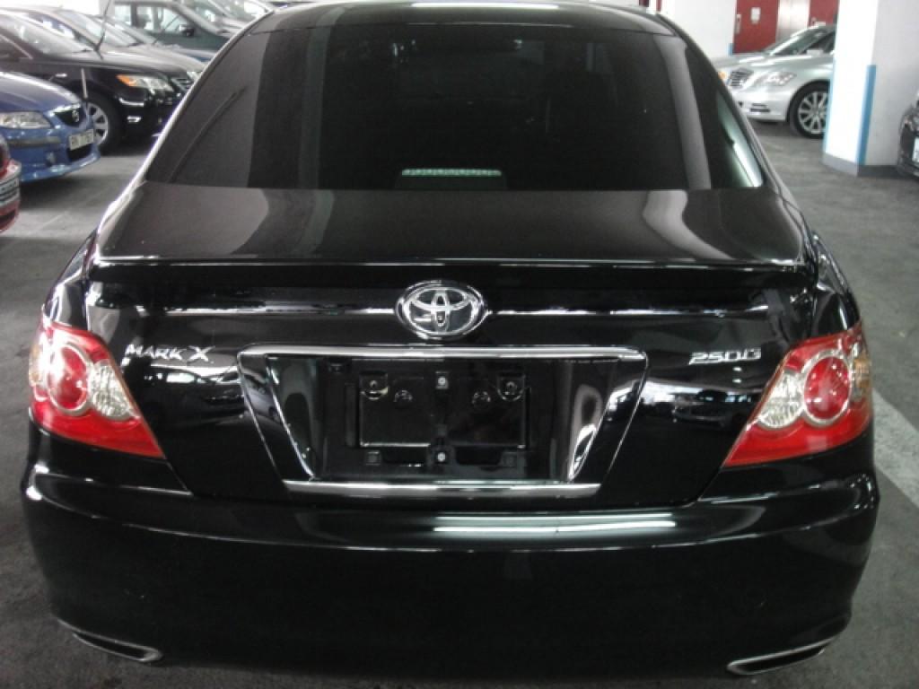 Toyota MARK X S