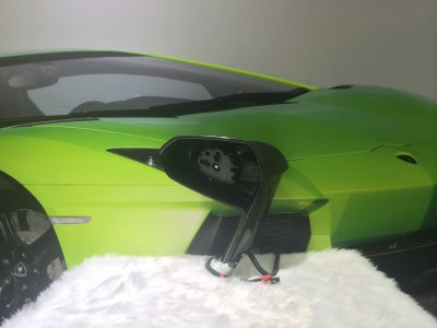 Lamborghini L.H.View Mirror(for STS model,no mirror)