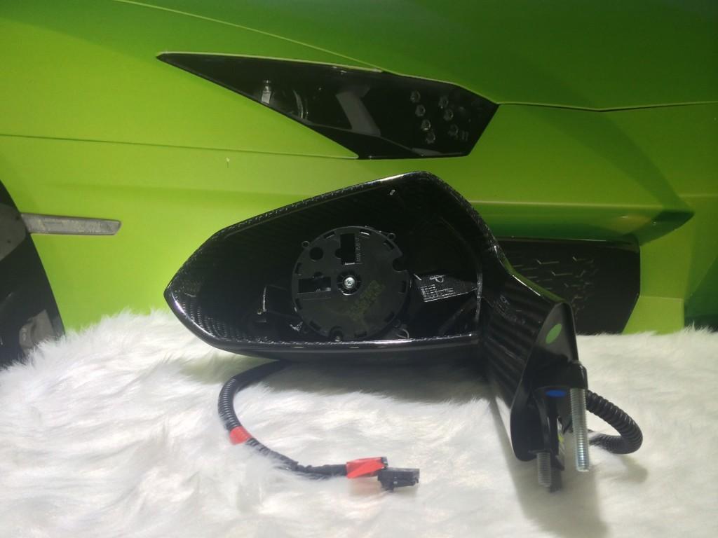 Lamborghini L.H.View Mirror(for STS model,no mirror)