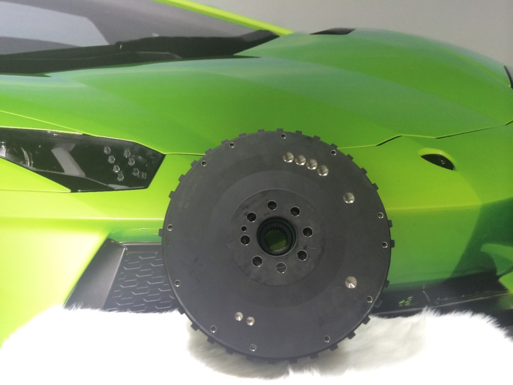 Lamborghini Clutch Flywheel