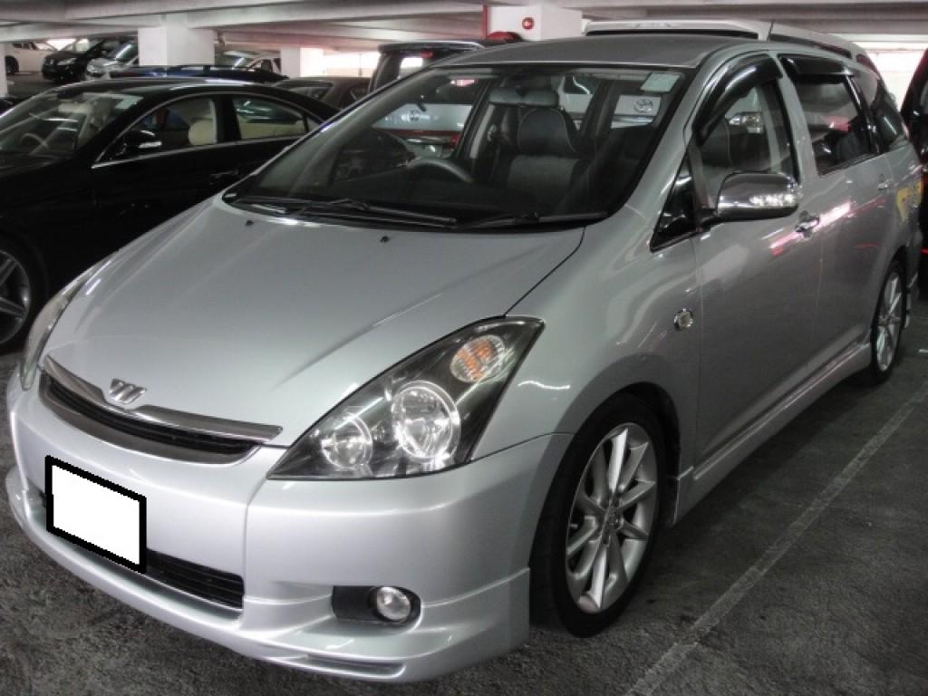 Toyota WISH XS