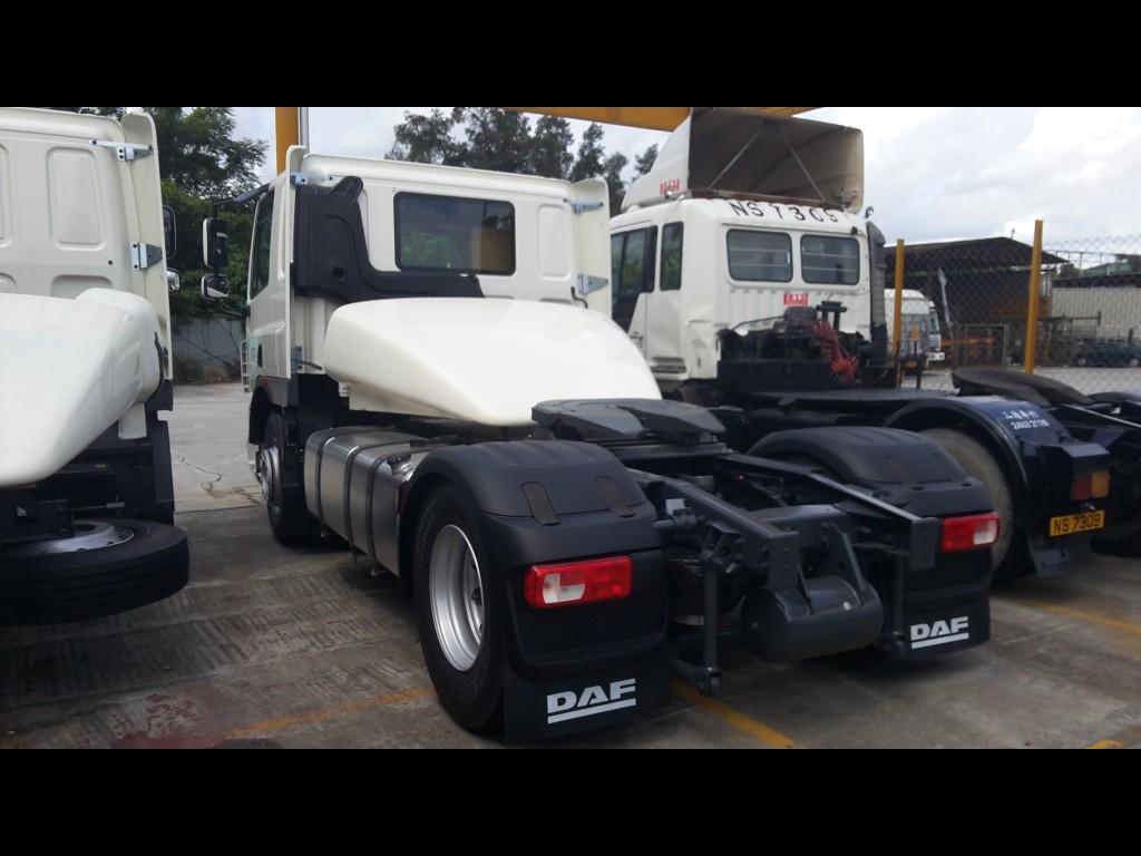 DAF 38噸 FT XF105.410 4x2 38噸拖頭