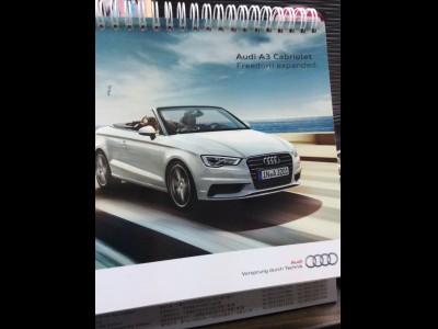 Audi Audi月暦
