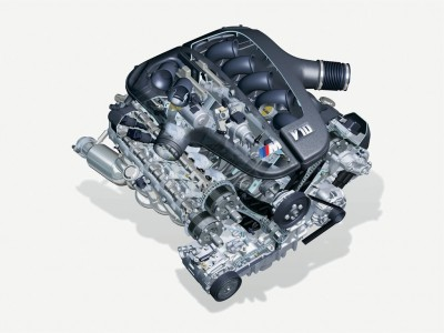 BMW  M-series V10 Engine