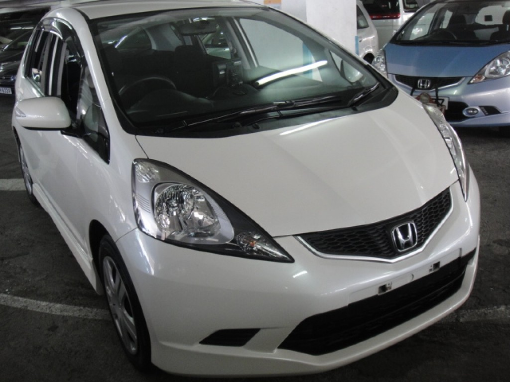 Honda FIT RS
