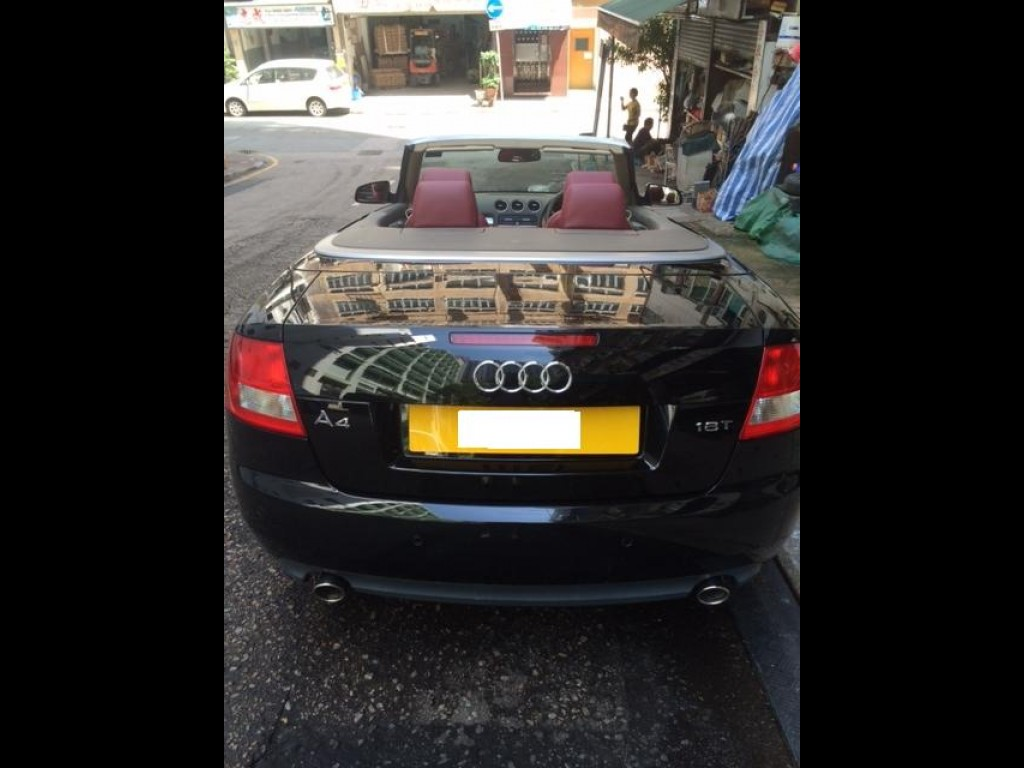 Audi A4 1.8T CAB CONV