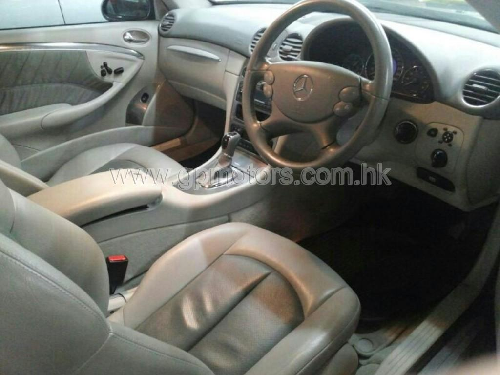 Mercedes-Benz CLK320 AV