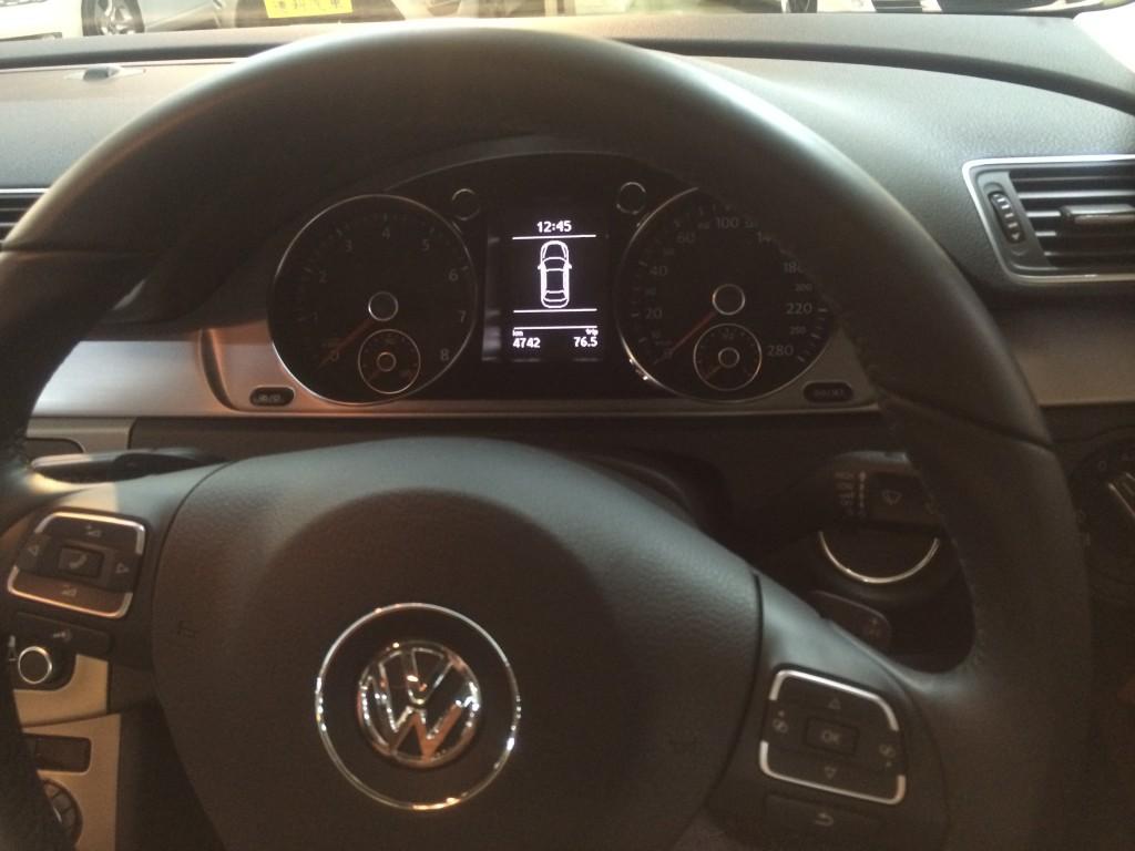 Volkswagen Passat CC 2.0TFSi