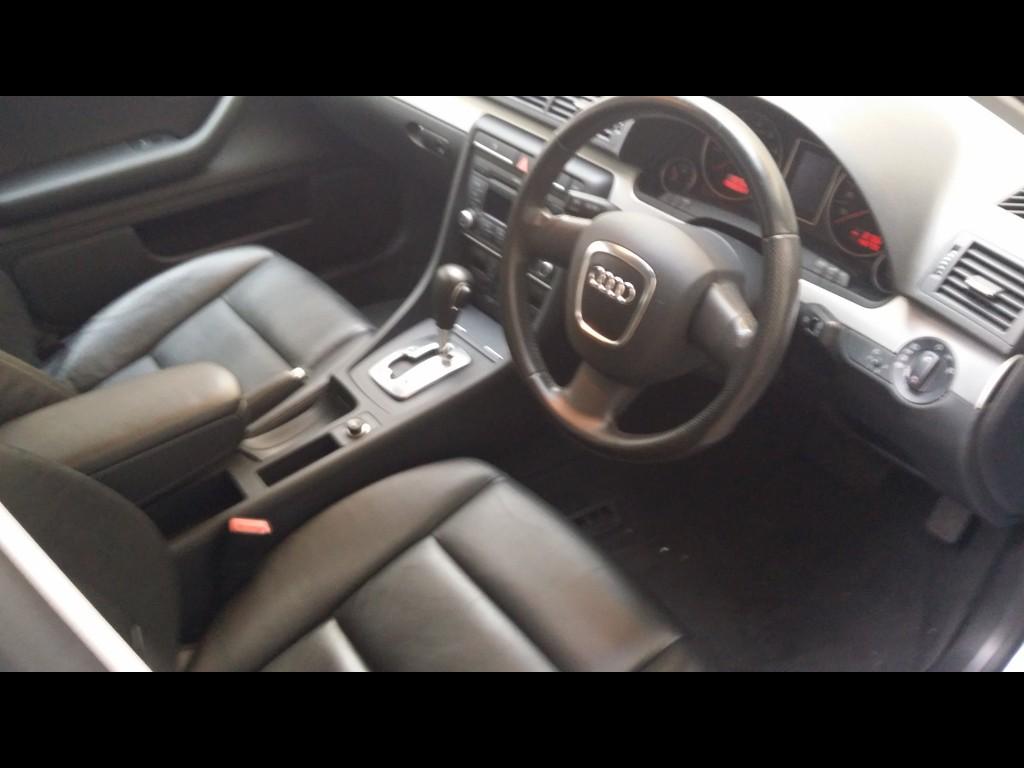 Audi A4 1.8T Avant