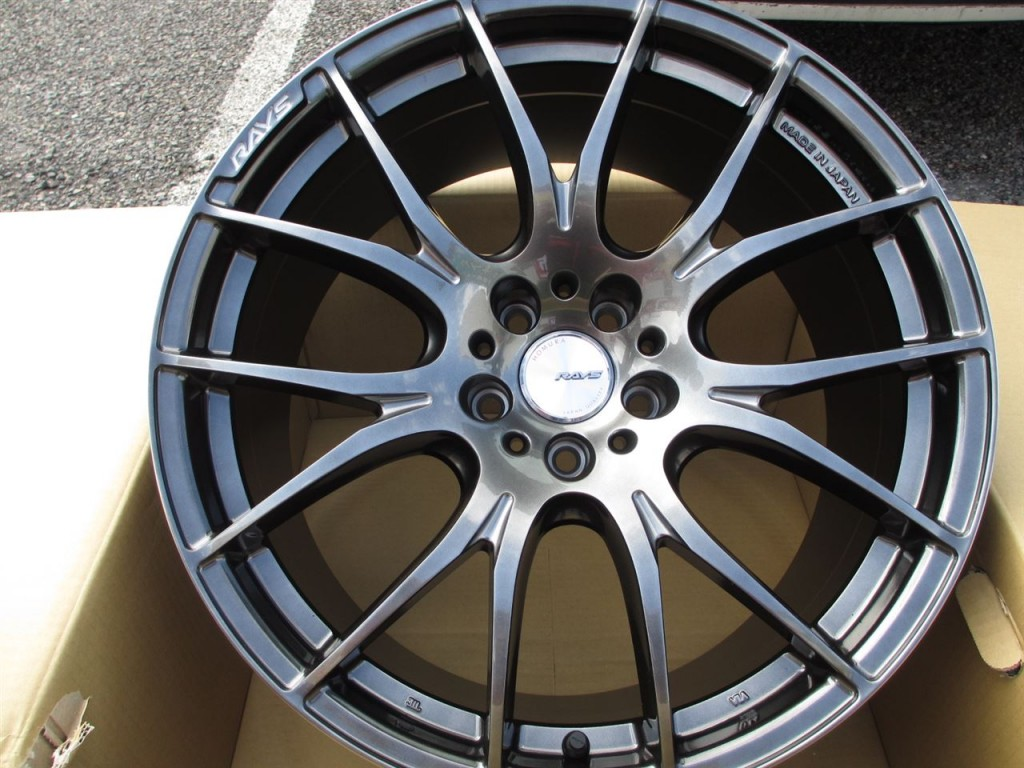 BMW  Rays 2x7R   19inch