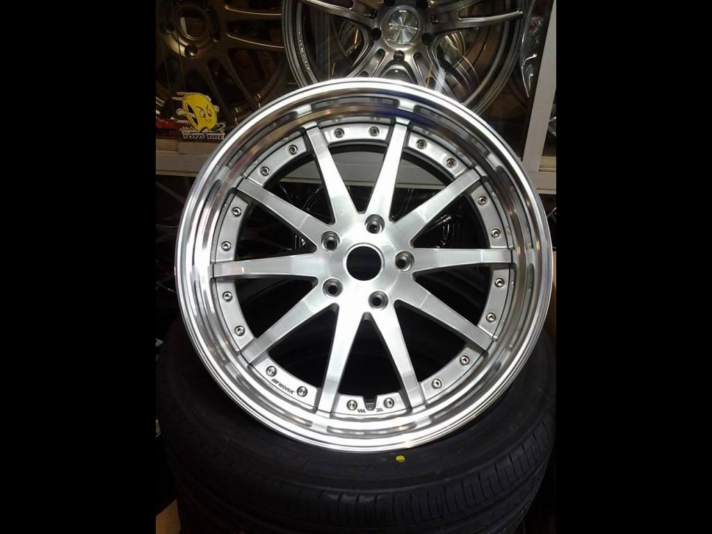 BMW  Work GS1 SR   19inch