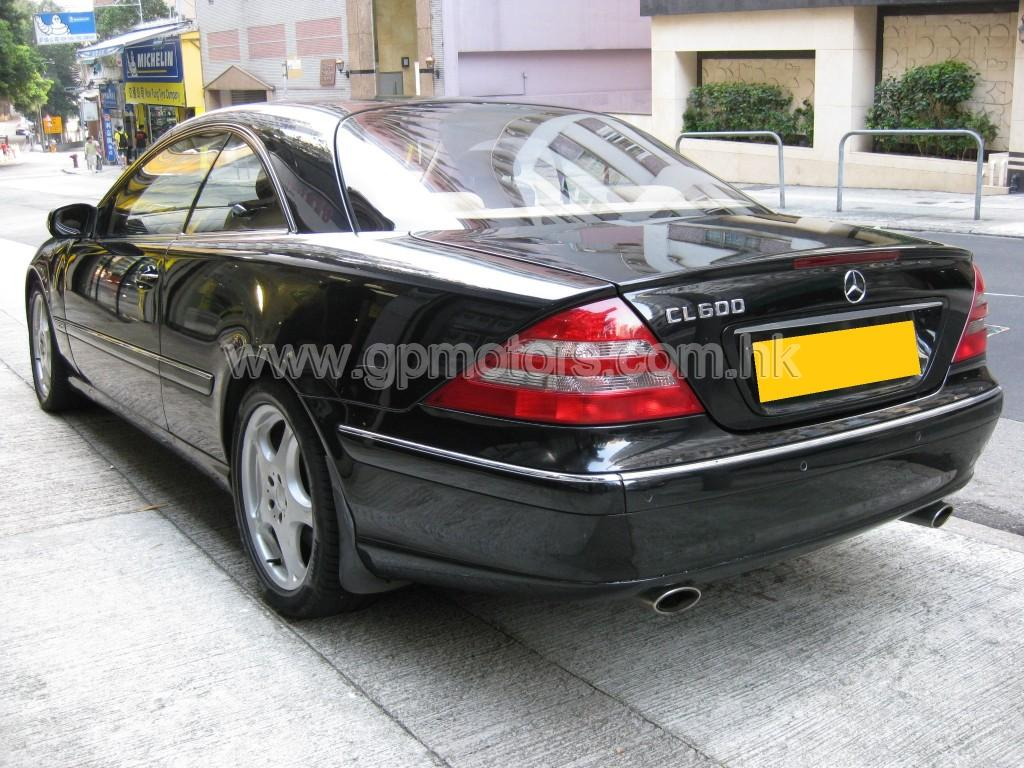 Mercedes-Benz CL600