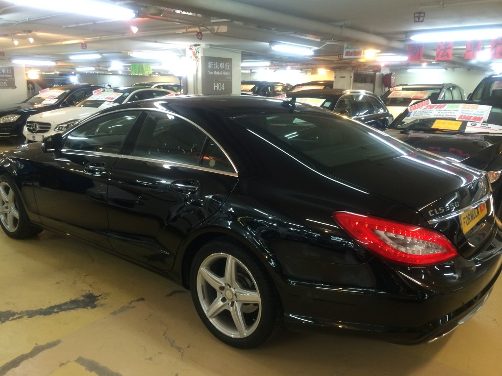 Mercedes-Benz CLS 350 AMG Package