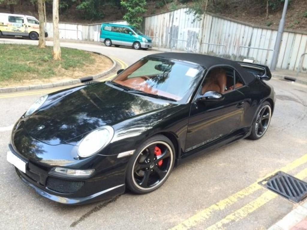 Porsche 997 C4S CONV