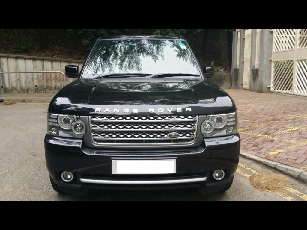 Land Rover RANGE ROVER 5.0 SC
