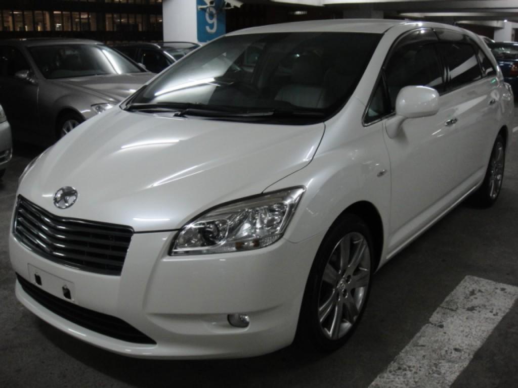 Toyota MARK X ZIO