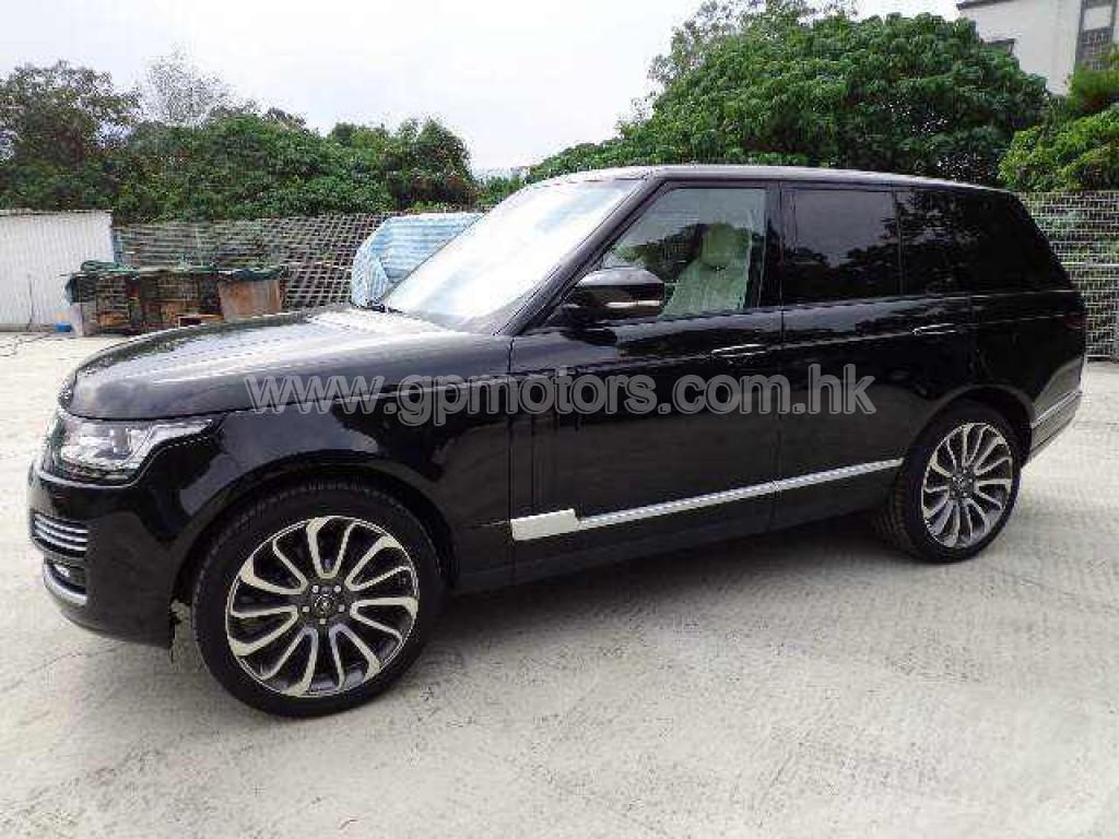 Land Rover Range Rover 5.0 V8 Autobiography (LHD)